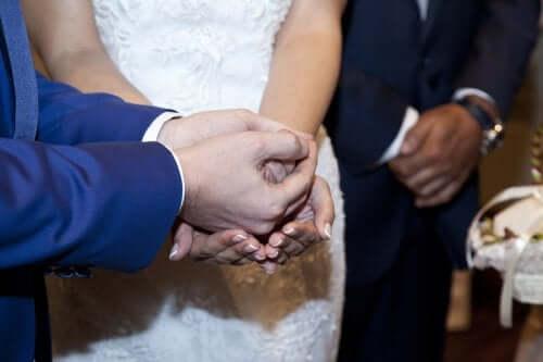 gelin damat tören düğün madeni paralar