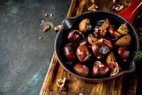 Kestane Tarifleri: Seveceğiniz Dört Yemek