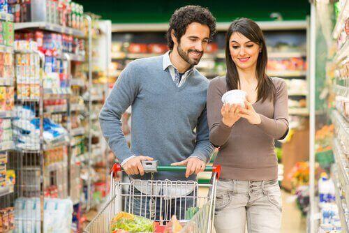 gıda etiketi okumak