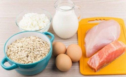 proteinli yiyecekler şeker yeme isteği