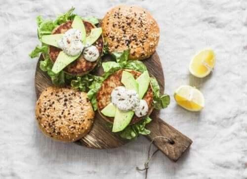 Ton Balığı Fileto Burger: Sağlıklı Bir Tarif
