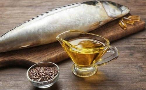 balık ve balık yağı temel yağlar