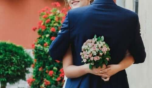 evlenen çift ve düğün organize etmek