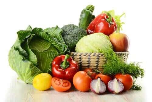 sebzeler alışkanlık