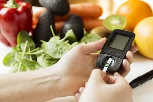 glisemik indeks ölçüm cihazı