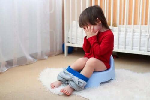 midesi bulanan çocuk ve çocuklarda kusma