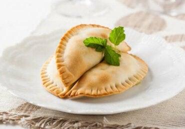 Vegan Empanada: Lezzet Dolu İki Tarif