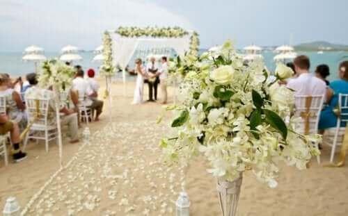 yaz düğünü ve düğün organize etmek