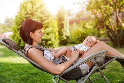 Yaz Mevsiminde Bebek Sahibi Olmak İçin İpuçları