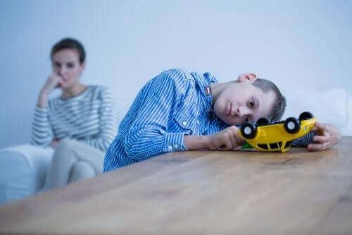 Çocuklarda Ruhsal Bozukluklar ve Semptomları