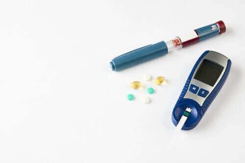 Glikoz Seviyesini Ölçen Diyabet Kontrol Cihazları