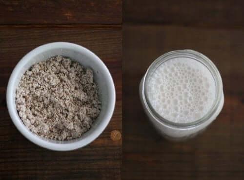 fermente sebze suyu