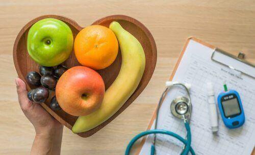 Şeker hastaları için sağlıklı meyveler