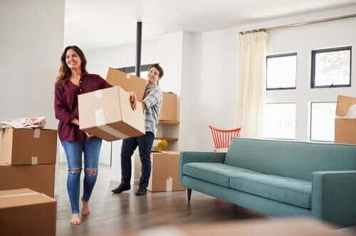 Bir Çift Olarak Aklınızı Kaçırmadan Taşınmak