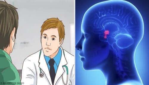 Doğru anamnez sayesinde doktorunuz Hipofiz Adenomu durumlunu hızlı teşhis edebilir.