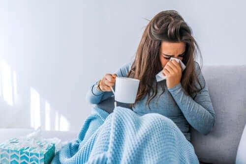 Grip Vücudu Nasıl Etkiler?