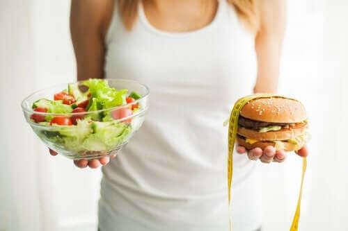 obeziteyi önlemek için doğru seçimler yapmak