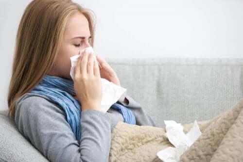 neden soğuk algınlığı geçiririz?