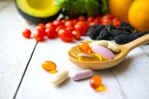 Suda Çözünen Vitaminler Nelerdir?
