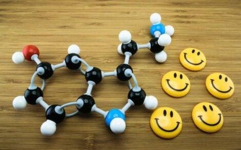 prozac moleküler yapısı