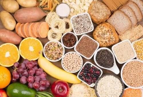 Glisemiks indeks açısından farklı gıdalar