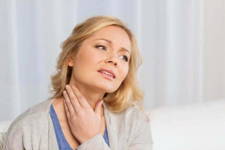 tiroid hastası