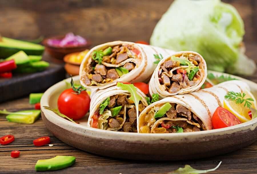 Lezzetli Vegan Taco Tarifleri
