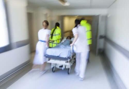 acil hasta ekip hastane