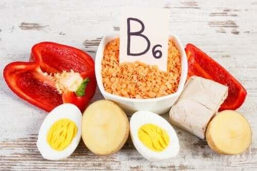 B6 Vitamininin Faydaları