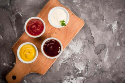 Harmful sauces in terms of glucose balance