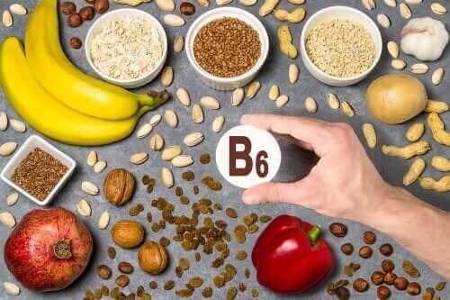 B6 vitamini içeren gıdalar