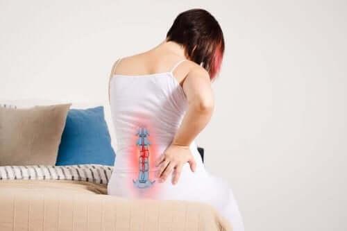 omurga kadın ağrı