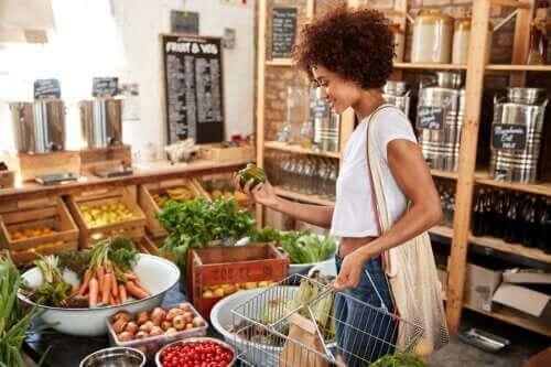 Yiyeceklerin Renkleri ve Besin Değerleri