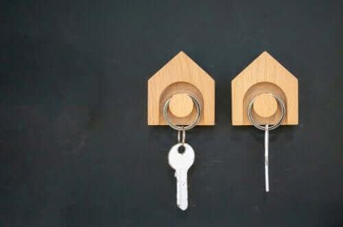 anahtarlarınızı organize edin