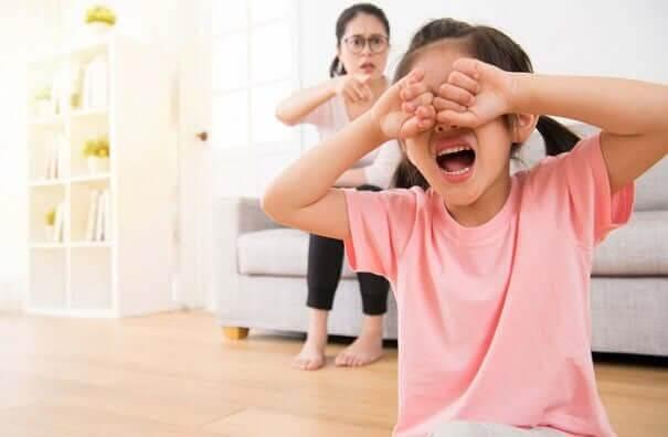 Çocukların duygularını ifade etmelerine izin verin.