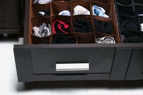 çekmece düzenleyici kullanın