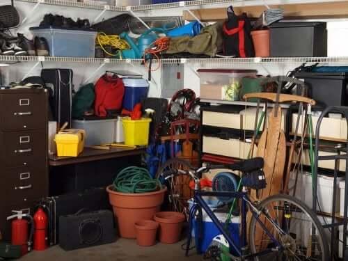 garajınızı organize edin