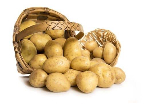 Patatesi sağlıklı olarak tüketmek mümkün.