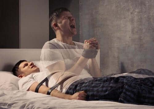 Uzmanlar Uyku Felci (Karabasan) Hakkında Ne Diyor?