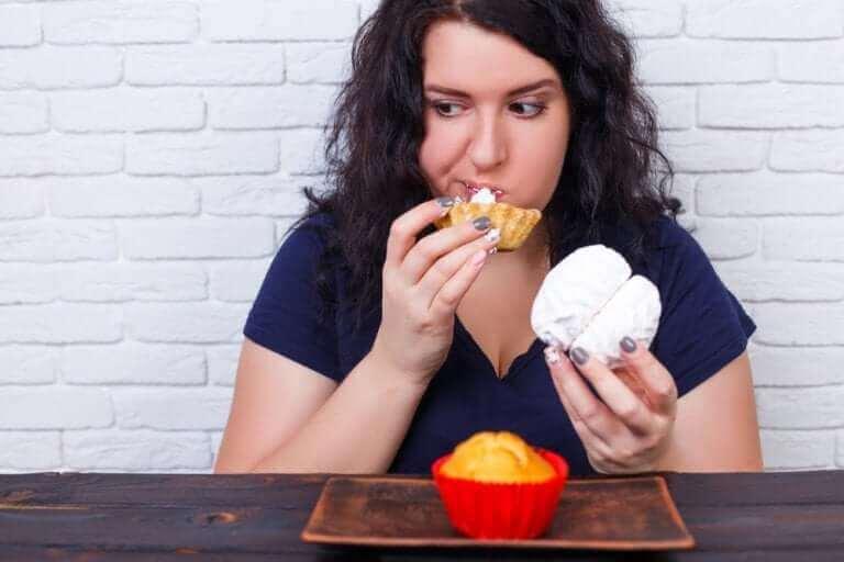 sindirim sorunları ve aşırı yeme