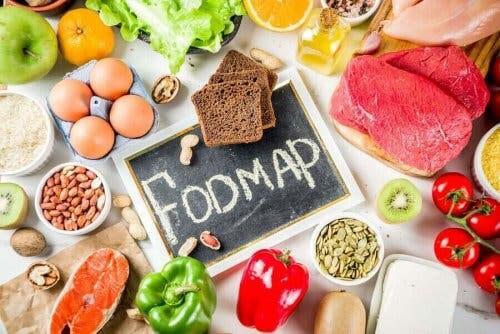 FODMAP diyeti besinler