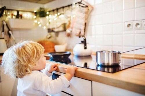 Çocuklarda Görülen Yanıklar Nasıl Tedavi Edilir?