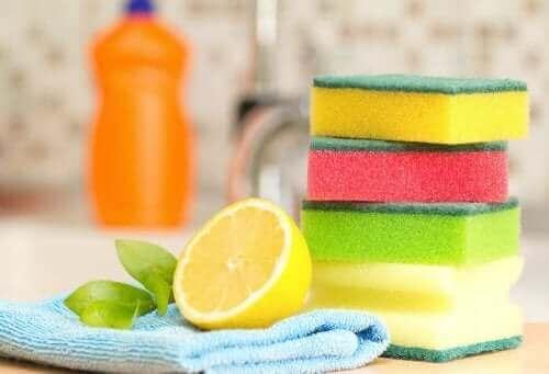 Hijyenden ödün vermeden temizlik maddelerinizi doğal alternatiflerle değiştirin.