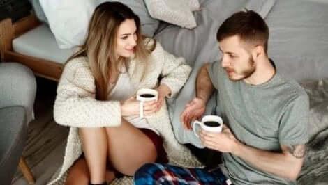 cinsel arzularınız hakkında konuşmak