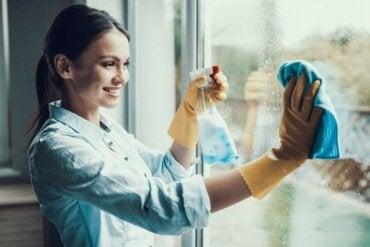 Eviniz İçin Dört Toksinsiz Temizleyici