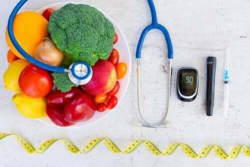 Diyabet hastalarının yemesi gereken şeyler.