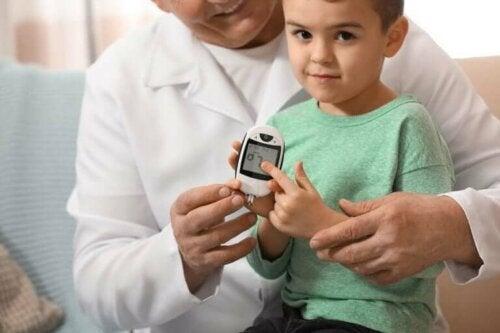 Çocuklarda Normal Glikoz Seviyeleri
