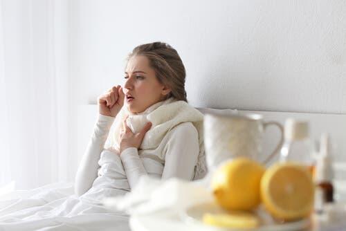 Soğuk Algınlığına Bağlı Öksürük