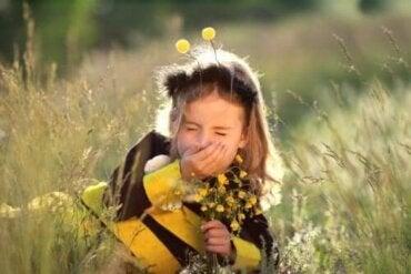 Çocuklarda En Yaygın Görülen 9 Alerji
