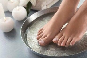 Ayak Banyosu İçin Dört Harika Tarif